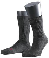 Falke Anthracite Walkie Midcalf Socks - Medium -
