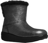 FitFlop Women's Mukluk Shorty II Water-Resistant Boot