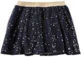 Osh Kosh Girls 4-8 Sequin Lace Skirt