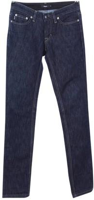 Filippa K Navy Cotton Jeans for Women