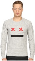 Marc Jacobs Slim Fit French Terry Sweater Men's Sweater