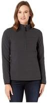 The North Face Mountain Sweatshirt Pullover 3.0 (TNF Black) Women's Coat