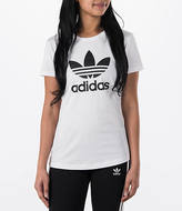 adidas Women's Originals Trefoil T-Shirt