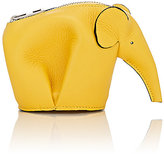 Loewe Women's Elephant Coin Purse-YELLOW