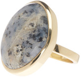 Cole Haan Semi-Precious Oval Stone Ring - Size 7
