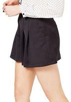 Miss Selfridge Solid Satin Shorts