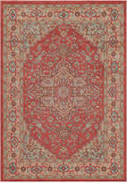 "Momeni Closeout! Voyage Heriz Red 9'3"" x 12'6"" Area Rug"