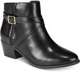 Karen Scott Falonn Ankle Booties, Created for Macy's Women's Shoes