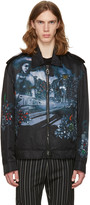 Lanvin Black Lonely Town Jacket