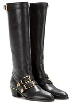 Chloé Leather boots