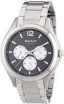 Gant Ladies Watch CRAWFORD W70571 Multi Analogue Quartz Stainless Steel