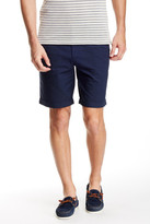 Original Penguin Oxford Dobby Cuffed Shorts