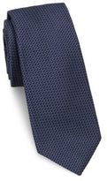 Theory Woven Silk Tie