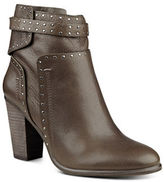 Vince Camuto Faythes Studded Suede Ankle Boots