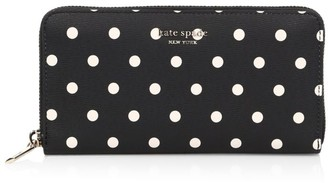 Kate Spade Spencer Cabana Dot Wallet