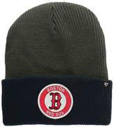 '47 Boston Red Sox Ice Block Cuff Knit Hat