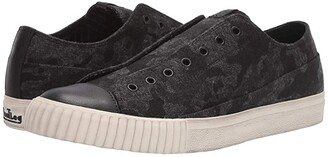John Varvatos Camo Tweed Vulcanized Low Top