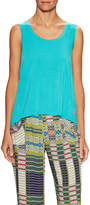 Josie Women's Knit Tank with Shirttail