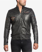 Affliction Afflictions Men's Moto Rally Jacket