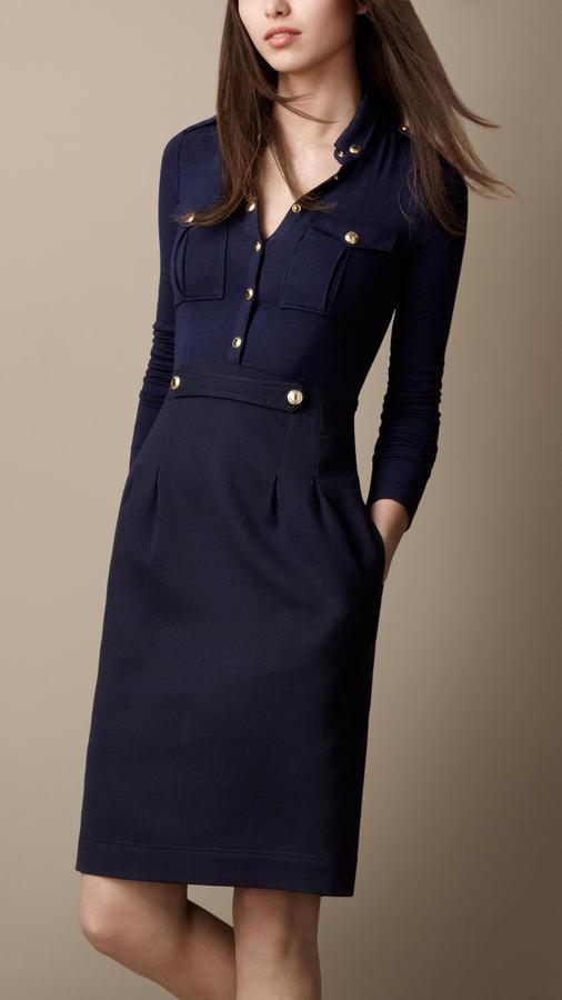 Burberry Heritage Shirt Dress