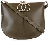 Nina Ricci cuffs shoulder bag - women - Leather - One Size