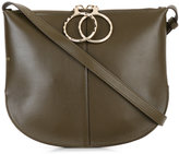 Nina Ricci cuffs shoulder bag