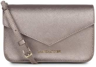 Lancaster Saffiano Signature Clutch Bag in Leather