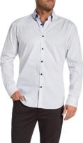 TAROCASH Brandon Slim Print Shirt