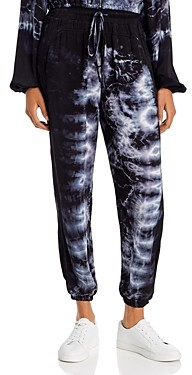 Lanston Jaidyn Tie-Dye Jogger Pants