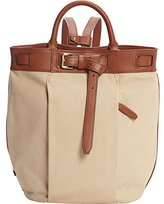 Cole Haan Emery Canvas Fashion Backpack