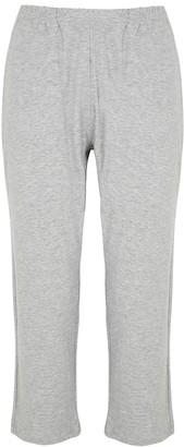 Skin Oaklie Grey Jersey Pyjama Trousers