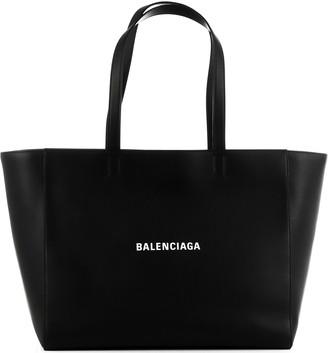 Balenciaga Black Everyday Tote