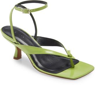 BY FAR Mindy Ankle Strap Sandal