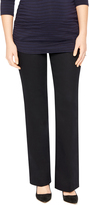 Motherhood Petite Secret Fit Belly Twill Boot Cut Maternity Pants