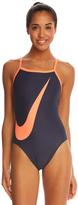 Nike Big Swoosh Lingerie Tank One Piece Swimsuit 8138749