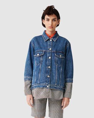 Maje Berio Jacket