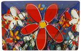 Maxwell & Williams David Hart Love Art Love Life Rectangular Platter, Red Tangled Daisies, 30 x 20cm