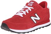 New Balance Women's WL501 All Suede Pack Classic Running Shoe
