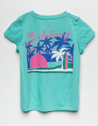 Billabong Aloha Forever Girls Tee (Little Girls, Big Girls)