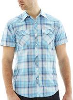 Jf J.Ferrar JF Short-Sleeve Woven Shirt