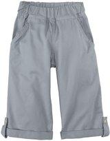 Charlie Rocket Long Twill Shorts (Toddler/Kid) - Granite-2T