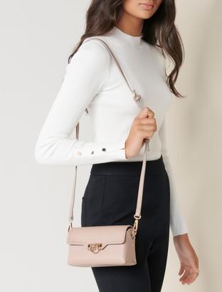 Forever New Liana Studded Mini Crossbody Bag - Dusty Rose - 00