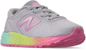 New Balance Toddler Girls' Fresh Foam Arishi V2 Running Sneakers from Finish Line