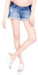 Ingrid & Isabel Mia Maternity Boyfriend Shorts