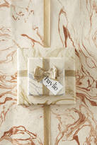 Anthropologie Marble Gift Wrap