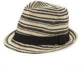 Giovannio straw fedora hat