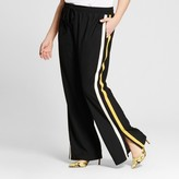 Who What Wear Women's Plus Size Track Pant