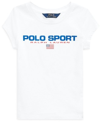 Ralph Lauren Polo Sport Cotton Jersey Tee
