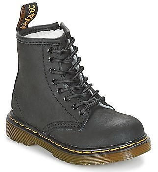 Dr. Martens SERENA CADET girls's Mid Boots in Black