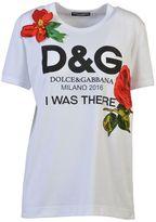 Dolce & Gabbana Tropico Italiano Print T-shirt